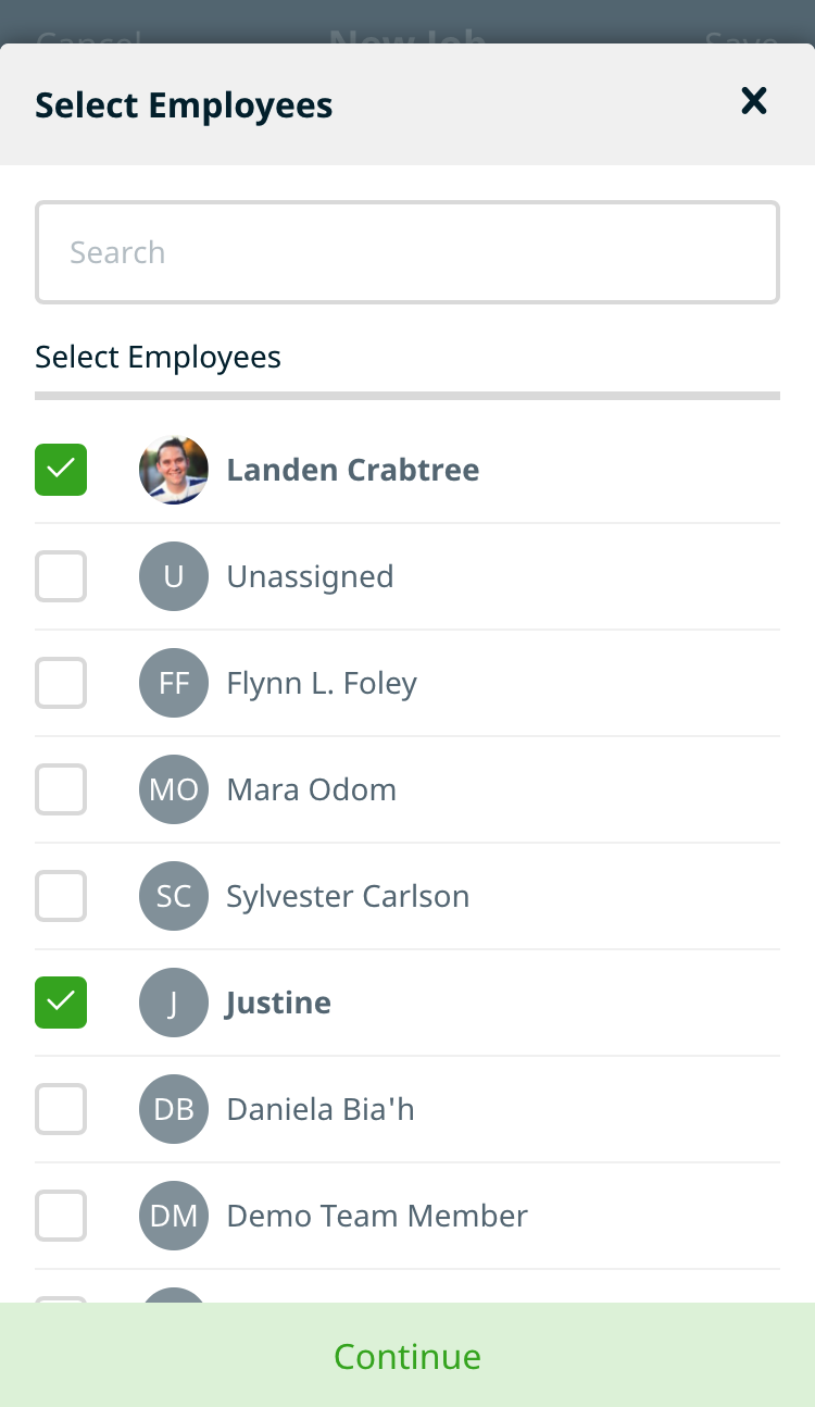 Mobile-2.4-Job-Create-Employee-Select
