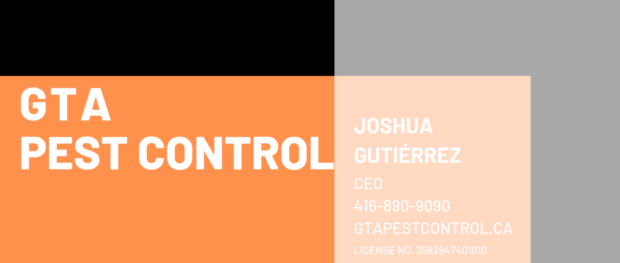 image of pest control business card pest control marketing ideas