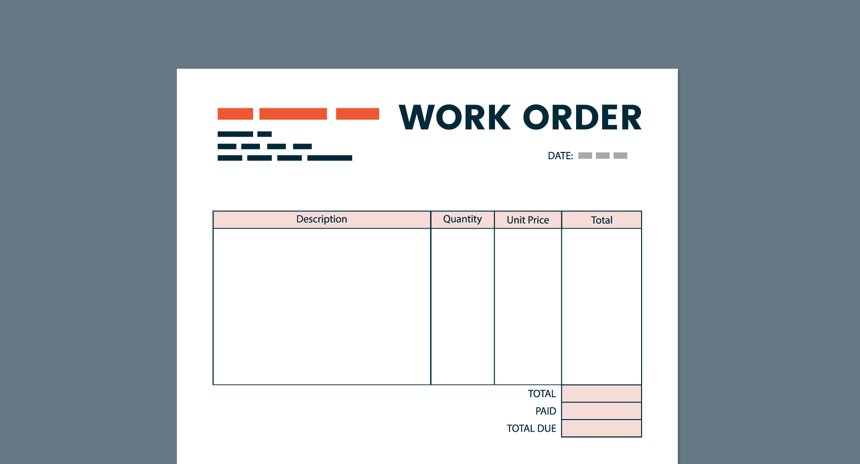 what is a work order  back to basics with jobber academy