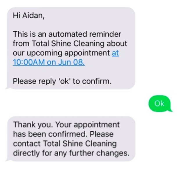 Banish No Shows With These Appointment Reminder Templates