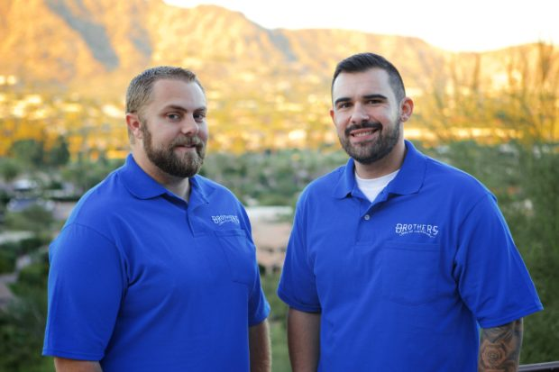 Greg Villafana and Tyler Rasmussen, Owners, Brothers Pool Service and Repair and the Pool Chasers podcast
