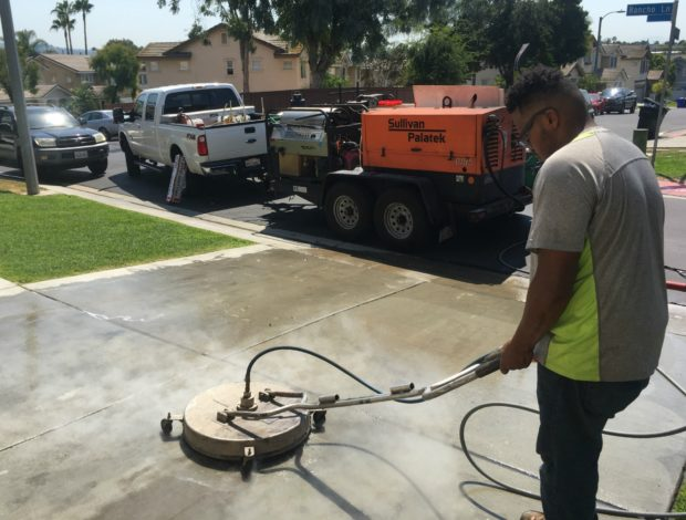 Image of Power Washing and Sand Blasting