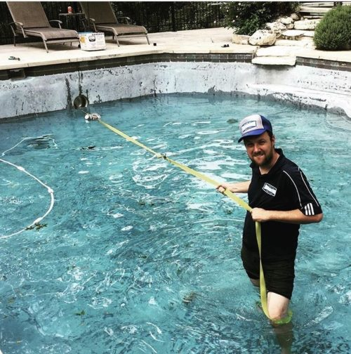Image of pool repair and services professional from Patriot Pool and Spa