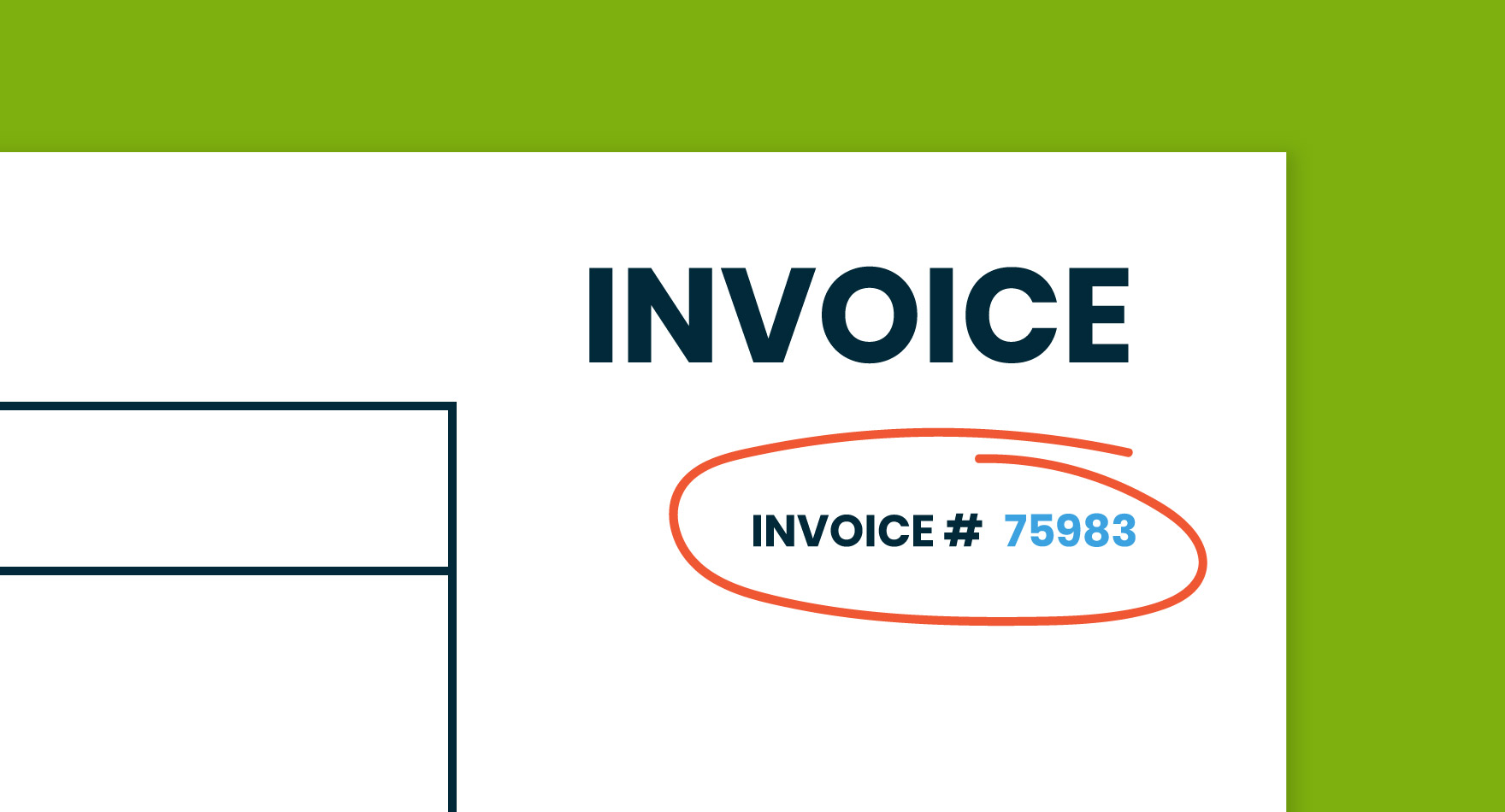 what is an invoice number  common questions and how