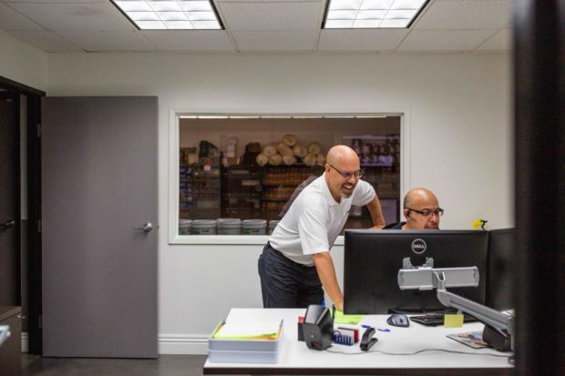 TurFresh uses Jobber in their back office to schedule, dispatch, and organize their day-to-day.