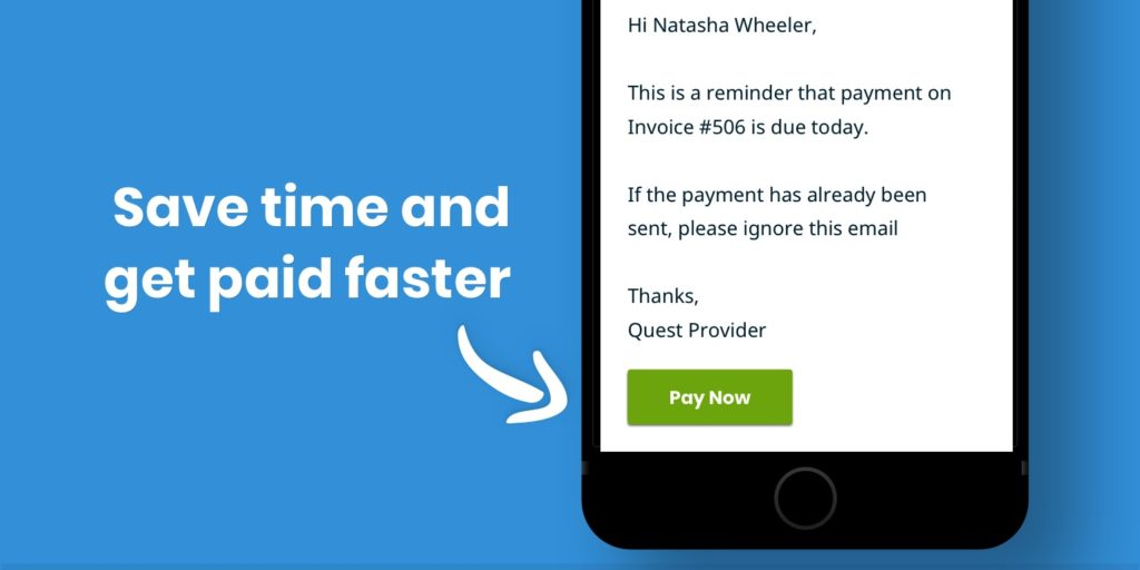 Overdue Invoice Reminders in Jobber