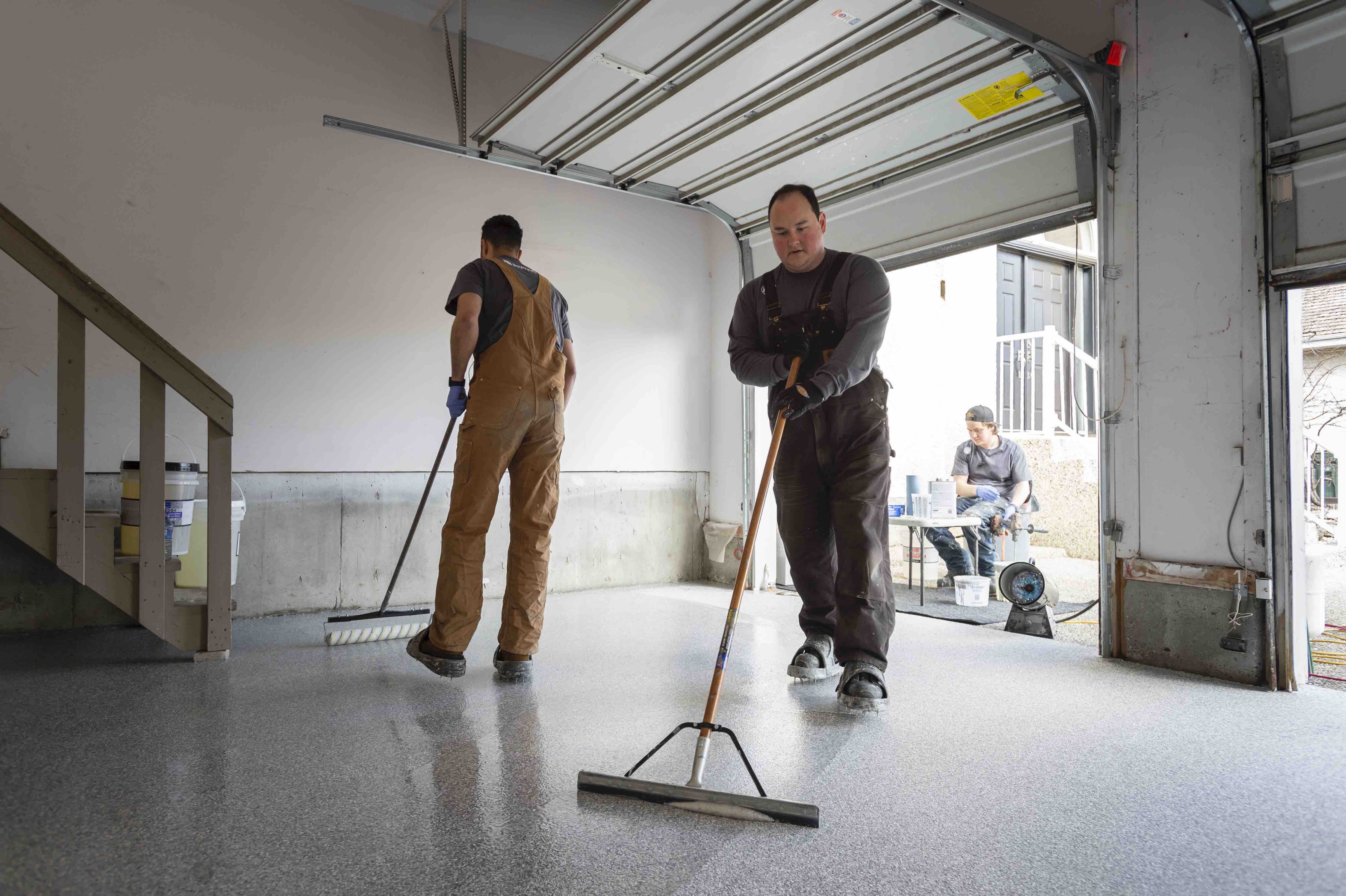 image of how to hire painting subcontractors