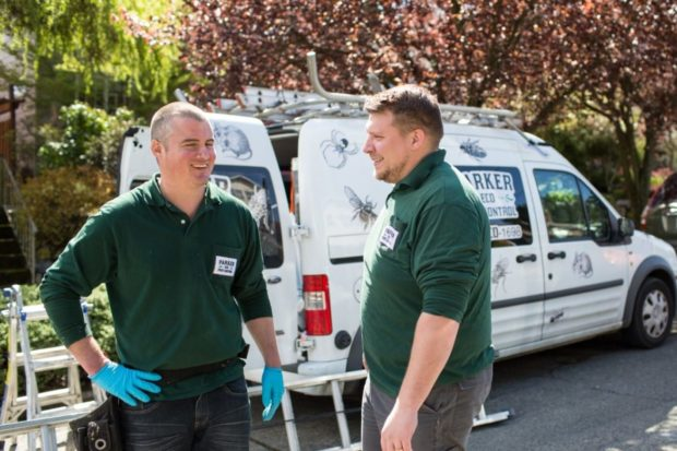 Pest Control Technicians communicate more easily with Jobber