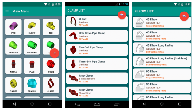 Pipe and Fitting app: Best Plumber Apps