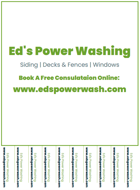 Power Washing Flyers: Free Template