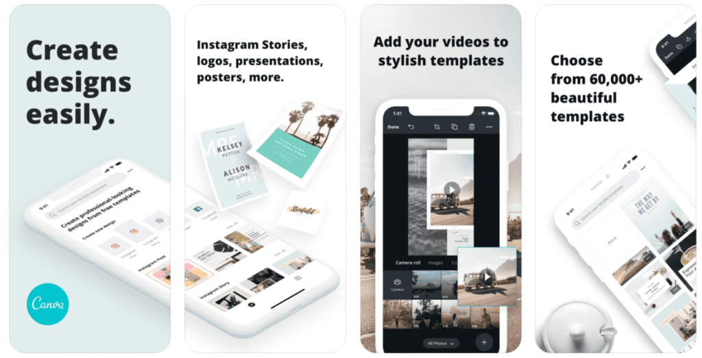 Canva: Marketing Apps for Cleaning Services