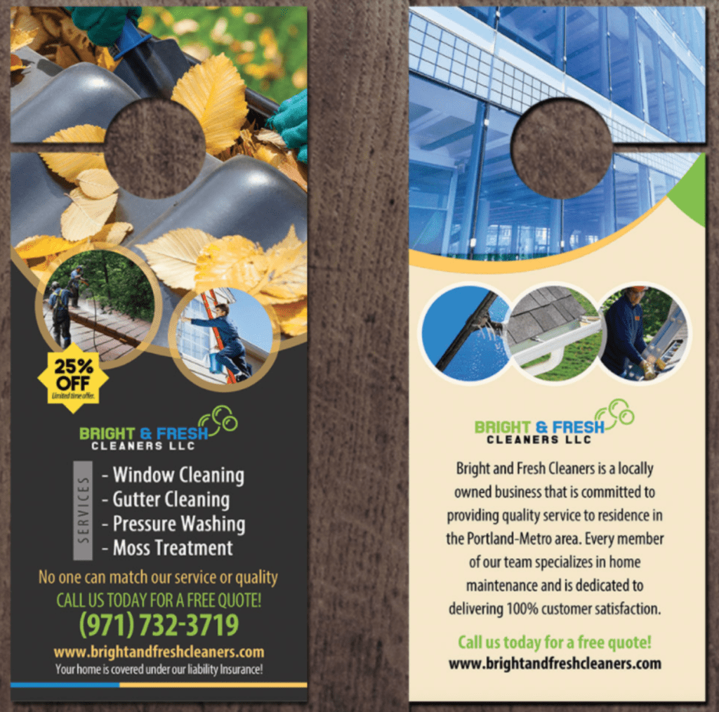 Window Cleaning Flyers: Template from Jobber