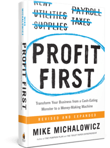 Profit First by Mike Michalowicz: Professional Development