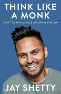 Think Like a Monk book by Jay Shetty