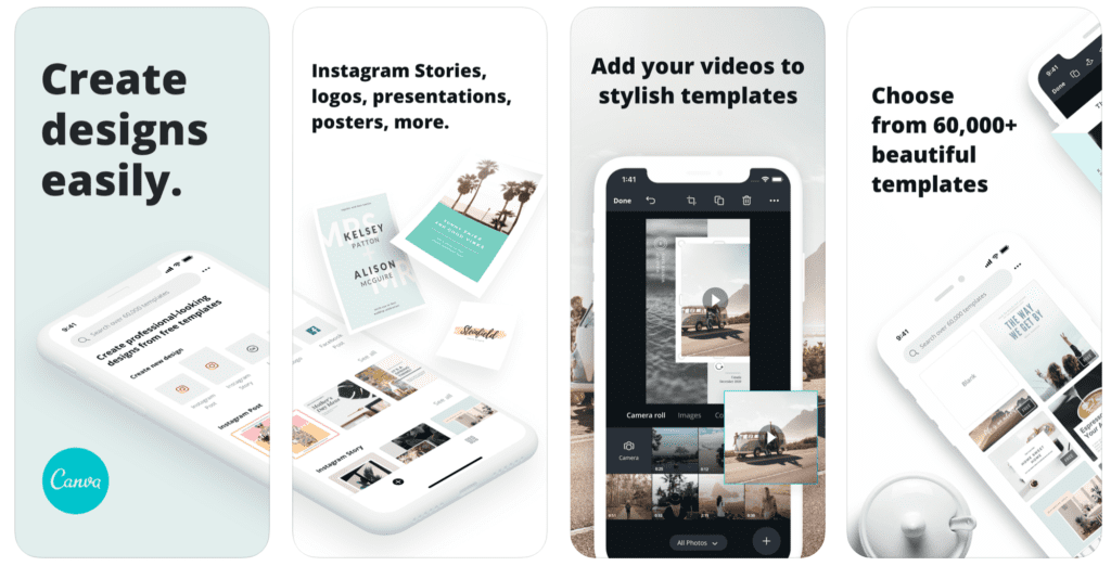Canva: design app for painting contractors